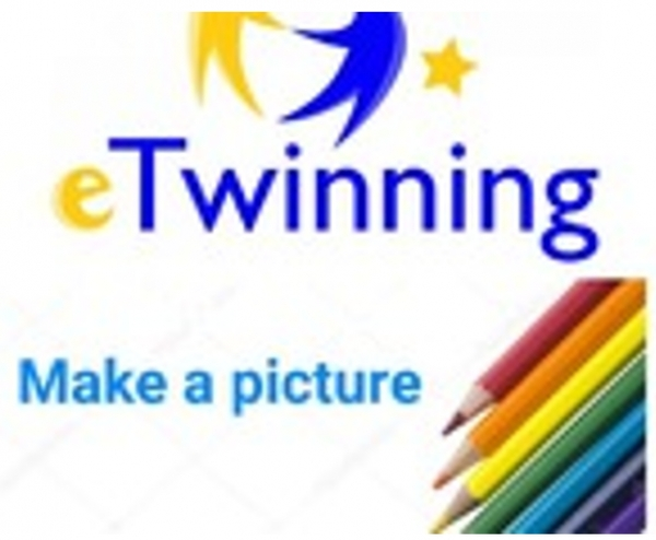 eTwinning projekt MAKE A PICTURE