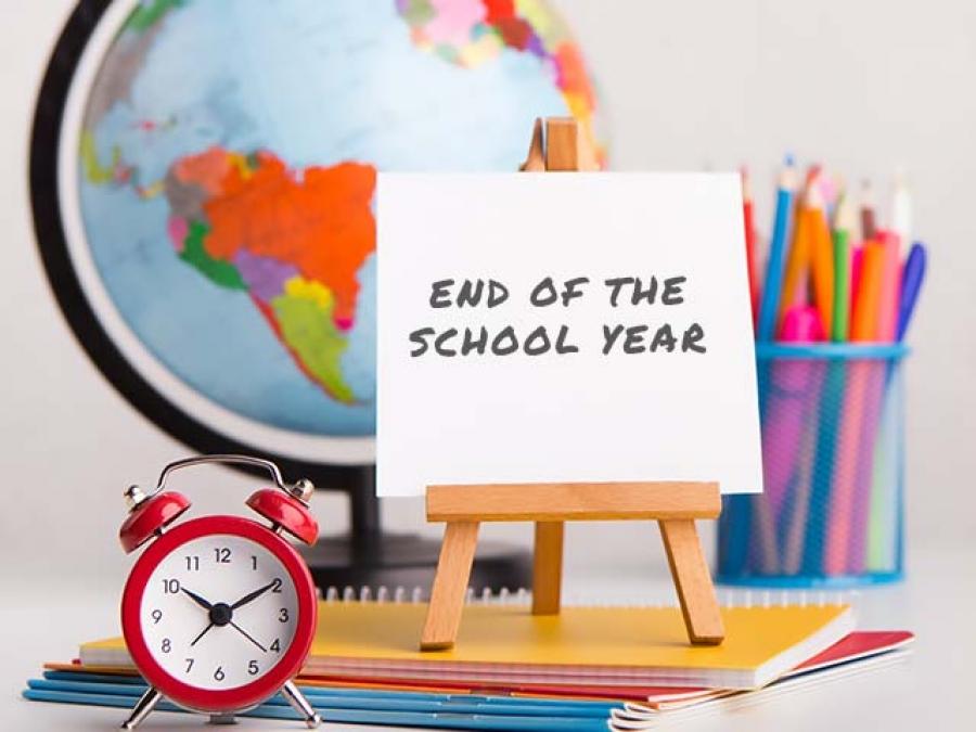 Zadnji nastavni dan u 2020./2021. šk. god.