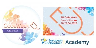 EU Code Week 2020.